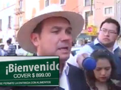 Tunden a alcalde de Guanajuato por decir que turistas 'llegan sin dinero y tiran basura' (memes)
