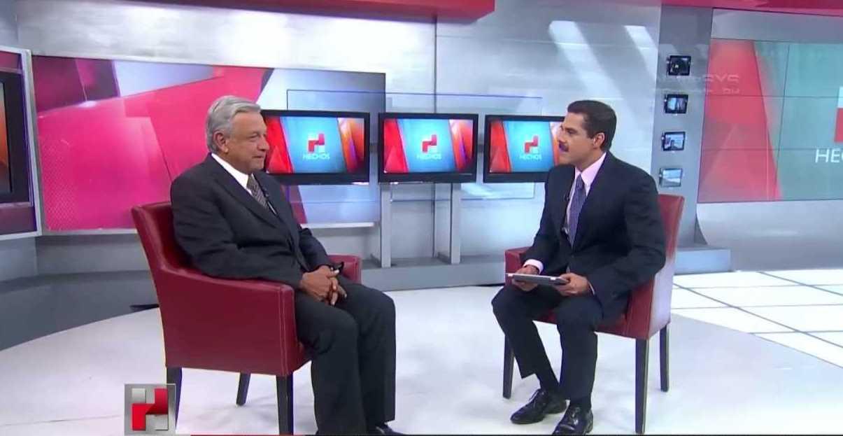 Ofrece borrón y cuenta nueva contra la corrupción — AMLO Presidente