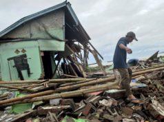 aumentan muertos por tsunami en indonesia