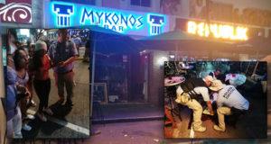 Atacan a balazos 2 bares de Acapulco; hay 2 muertos y 4 heridos