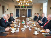 Celebran primera reunión bilateral secretarios de Agricultura de México y EU