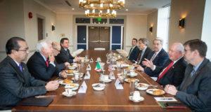 Celebran primera reunión bilateral secretarios de Agricultura SADER de México y EU