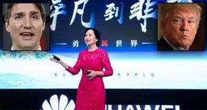 China, EU y Canadá, en tensión por captura de directora de Huawei