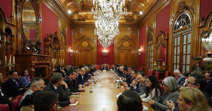 Conago anuncia que coordinadores estatales no participarán en seguridad