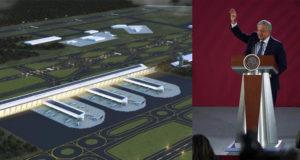 Ejército construirá pistas de Santa Lucía; fábrica de armas se va a Puebla