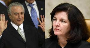 Fiscalía de Brasil denuncia a Temer por corrupción por tercera vez