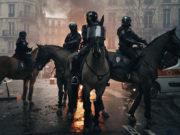 Gobierno de Francia se prepara para más protestas con 89 policías