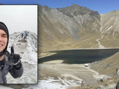 Hallaron muerto a alpinista regio desaparecido en el Nevado de Toluca