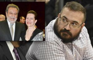 Juez ordena cancelar alertas migratorias contra suegros de J Duarte
