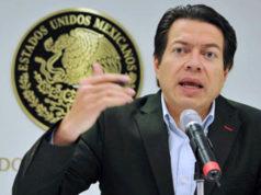 Mario Delgado responde queja del PAN_ 'Guardia Nacional aún no existe'