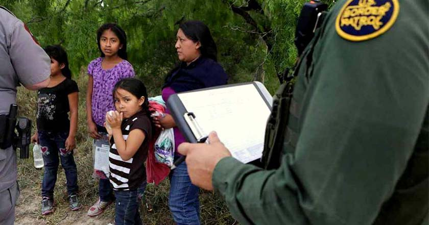 Niña migrante de 7 años muere tras ser detenida por Patrulla Fronteriza