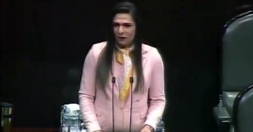 Otorgan licencia a Ana Gabriela Guevara para que dirija la Conade