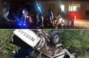 Primeros accidentes de peregrinos en trayecto a Basílica de Guadalupe