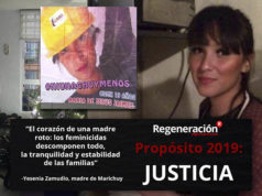 Propósito 2019 Justicia - Tercera entrega María de Jesús Jaimes Zamudio, Marichuy 3