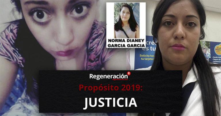 Propósito 2019 Justicia – Primera entrega_ Norma Dianey García 3