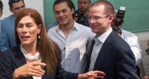 Rebeca Clouthier sale del PAN de NL; acusa traiciones