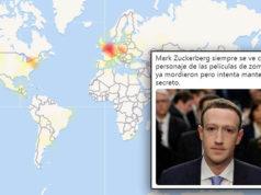 Se cae Facebook otra vez antes de acabe el año, aquí los memes de rigor