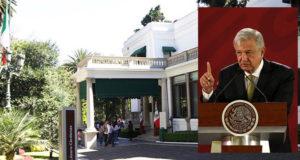 Se investigará desaparición de muebles y pinturas en Los Pinos_ AMLO