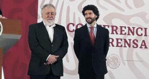 derechos humanos segob alejandro encinas roberto valdovinos Instituto de los Mexicanos en el Exterior IME