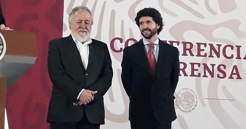 Roberto valdovinos es el nuevo titular del instituto de - Instituto de los mexicanos en el exterior ...