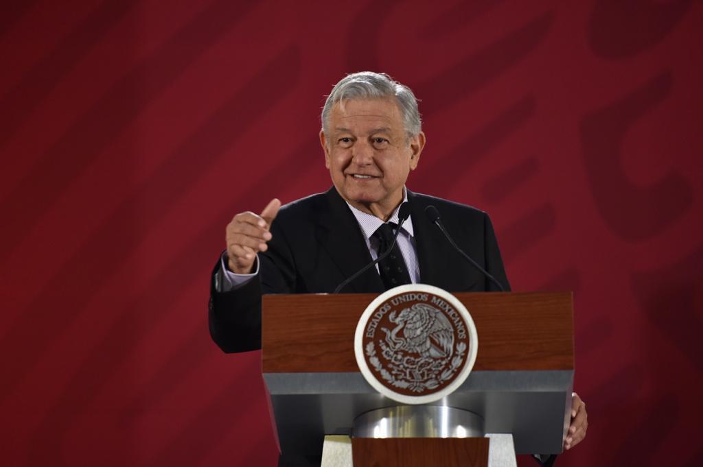 Descarta López Obrador asistir al Foro Económico Mundial de Davos