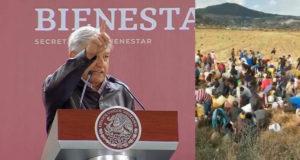 AMLO pide a mexicanos no ser cómplices de huachicoleros