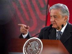 AMLO revela que ha estado durmiendo en un departamento en Palacio Nacional