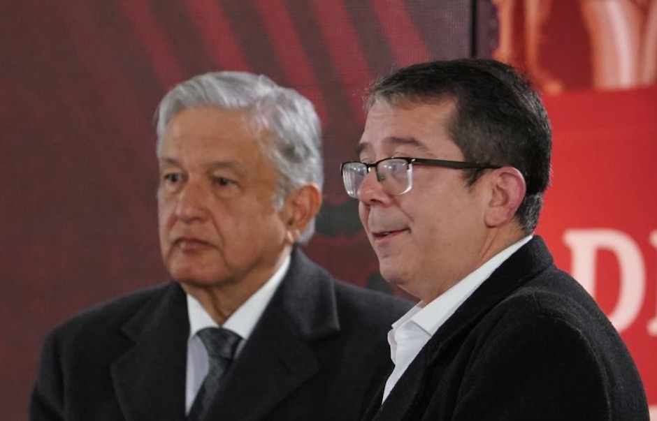 Jenaro Villamil nuevo coordinador de medios del Estado: AMLO