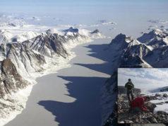 Aparece en Baffin, Canadá, paisaje ártico oculto desde hace 40 mil años