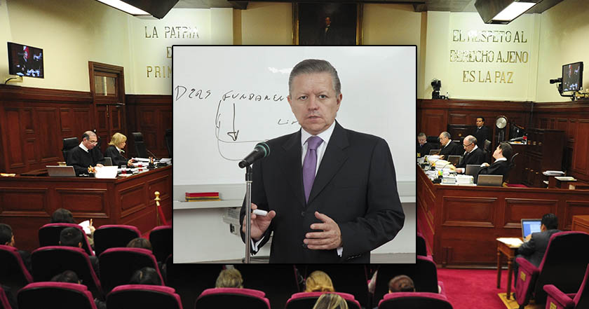 Arturo Zaldívar, primer ministro presidente de la SCJN sin carrera judicial