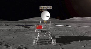 China llega al lado oscuro de la Luna con la sonda Chang'e