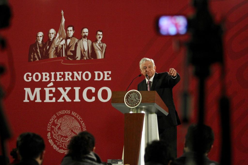 Zona franca del norte mexicano puede ser de seis años, según Obrador