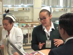 #DíaDeLaEnfermera: Director IMSS promete que nunca les faltará material