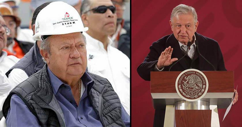 Deschamps robó combustible, revela Reforma; no tendrá impunidad_ AMLO