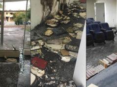 Destruyen ventanas, libros y roban equipo en ataque a biblioteca en Matamoros
