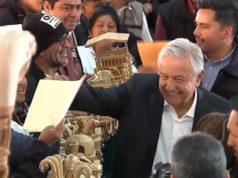 EN VIVO_ AMLO en Tlaxcala lanza Programas Integrales de Desarrollo