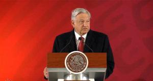 EN VIVO_ AMLO ofrece su rueda de prensa matutina en Palacio Nacional