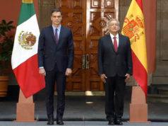EN VIVO_ AMLO y presidente de España dan mensaje a medios