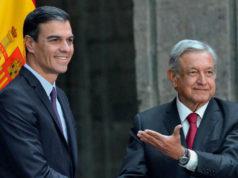 EN VIVO_ AMLO y presidente de España dan mensaje a medios 3