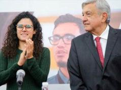 EN VIVO_ Presentan programa Jóvenes Construyendo el Futuro luisa maria alcalde amlo