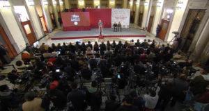 EN VIVO_ Vea la rueda de prensa de AMLO (28 enero 2019)
