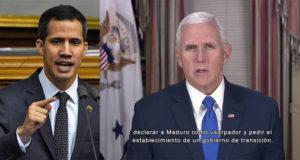 EU llama a desconocer gobierno de Venezuela y reconocer a Juan Guaidó