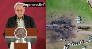 Llega a 85 cifra de víctimas mortales de Tlahuelilpan, Hidalgo