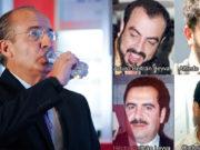 Los Beltrán Leyva pagaron a Calderón para que los cuidara del Chapo testigo protegido Alex Cifuentes
