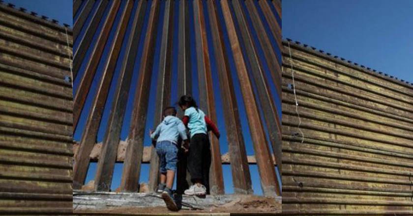 Niña guatemalteca cayó de cerco fronterizo