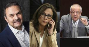 Por combate antihuachicol secretarios aplazan mesa con diputados
