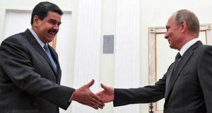 Putin llama a Maduro; reitera apoyo y reconocimiento a su gobierno