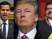 Trump reconocería como presidente de Venezuela a opositor Juan Guaidó