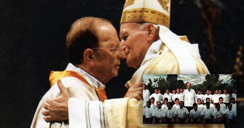 Vaticano ocultó 63 años la pederastia de Maciel en Legionarios de Cristo 2