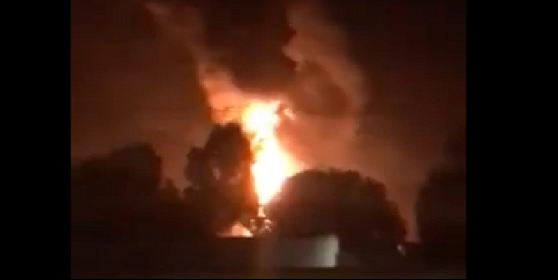 Se registra nueva explosión de toma clandestina en Hidalgo